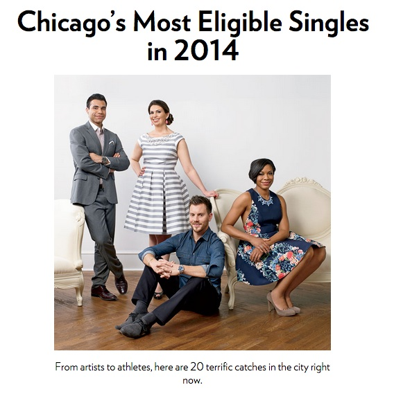 Dating scene in chicago sucks
